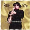 Irish Rock Legend Stamps - Van Morrison
